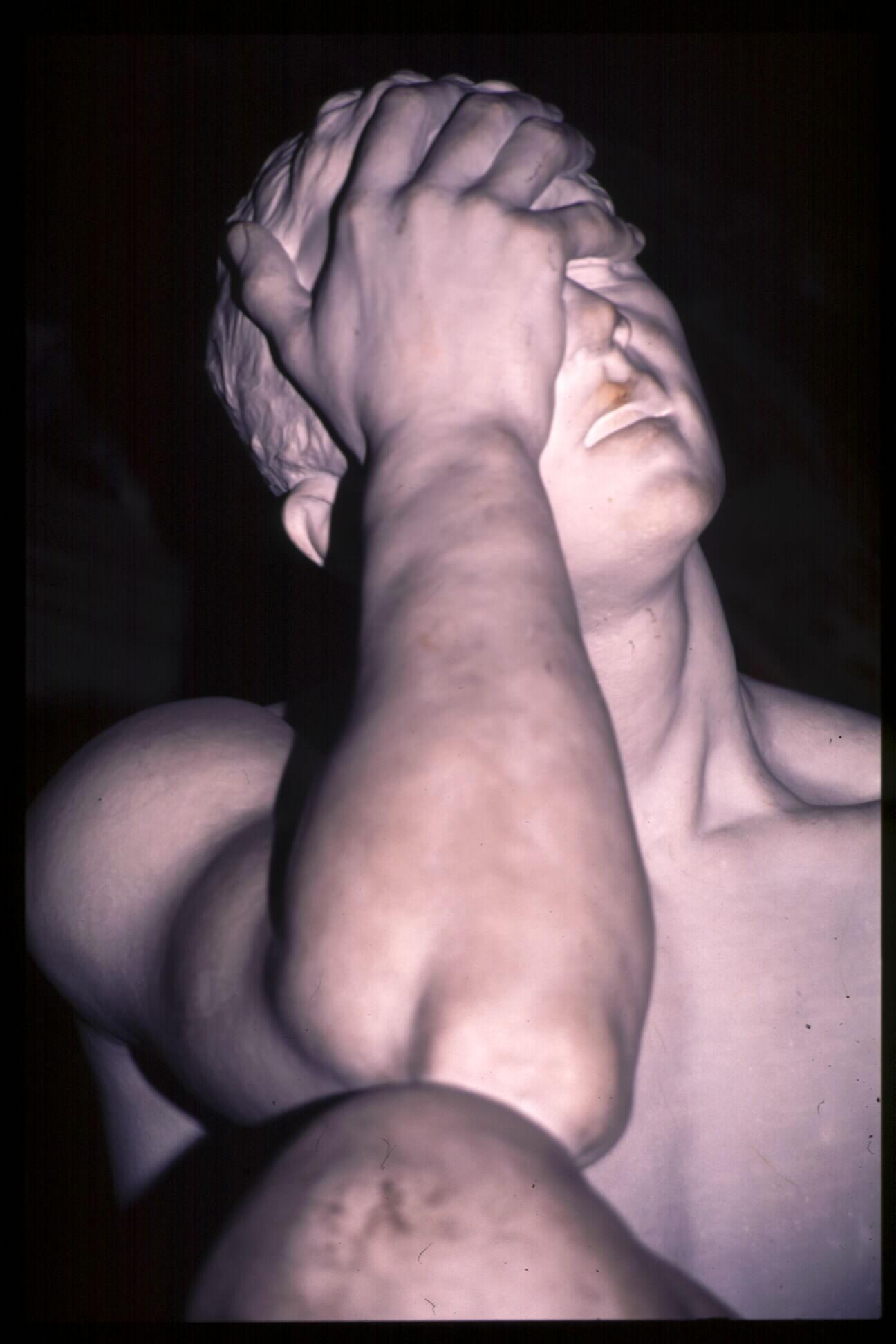 Il pensatore, Museo di Siena)